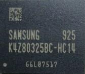 ic GDDR6 SDRAM K4Z80325BC-HC14