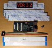 программатор KB9012 +тестер клавиатур VER 3 без EDID кабеля !